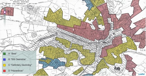 Five GIS Projects That Are Changing The Way We Understand Racism