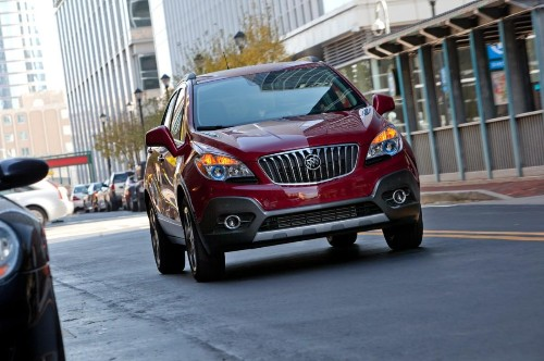 Buick Finds Its Lane In Powering GM Through Difficulties