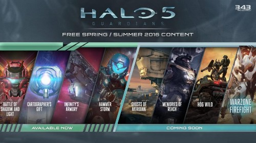 Microsoft's Post-Launch Support For 'Halo 5' Is Incredible, And Now We're Getting Firefight