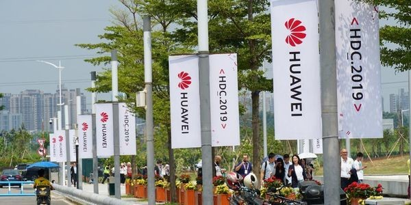 U.S. Accuses Huawei Of Secret Dealings With Multiple Rogue States