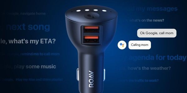 Roav Bolt Brings Google Assistant To Cars for $49.99
