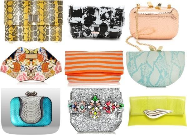 Ultimate Spring Accessory: The Statement Clutch