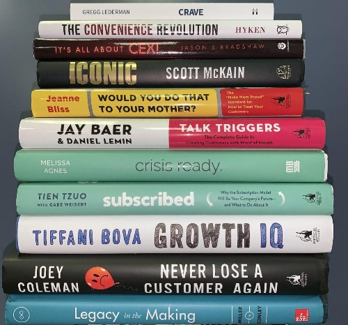 Give A Valuable Gift: The Top 10 Business Books For 2018