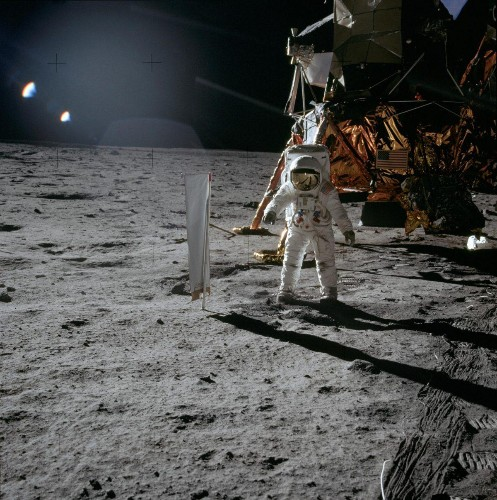 This Is What The Lunar Seas Shown In 'First Man' Really Are