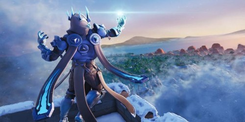 'Fortnite' Ice Storm Challenge Day 3: Where To Destroy 'Ranged Ice Fiends' And 'Golden Brutes'