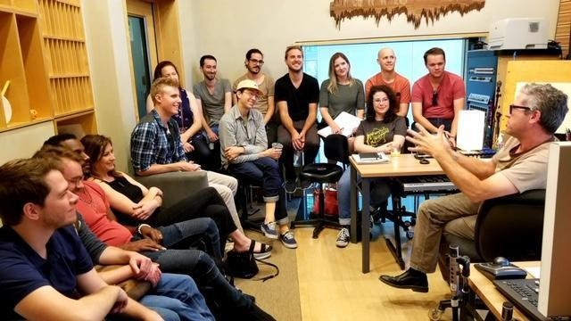 The ASCAP Film Scoring Workshop Brings 12 Composers From Around The World To Hollywood