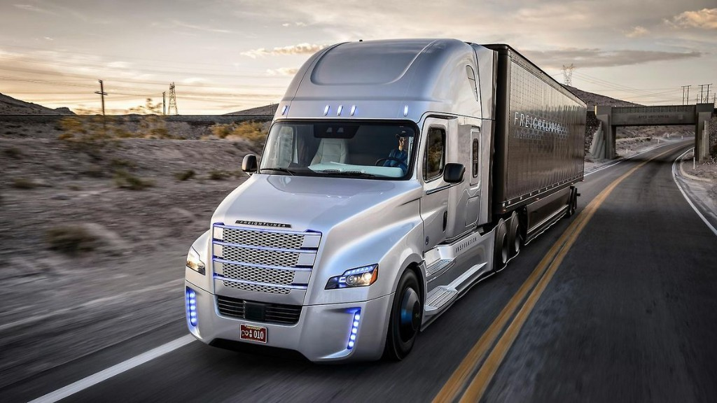 Waymo Forges Robot Truck Alliance With Daimler