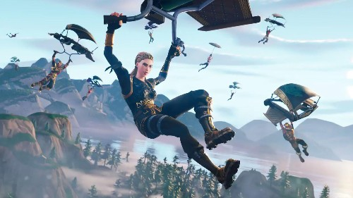 'Fortnite' Has Killed Its Controversial Glider Redeploy In New Patch