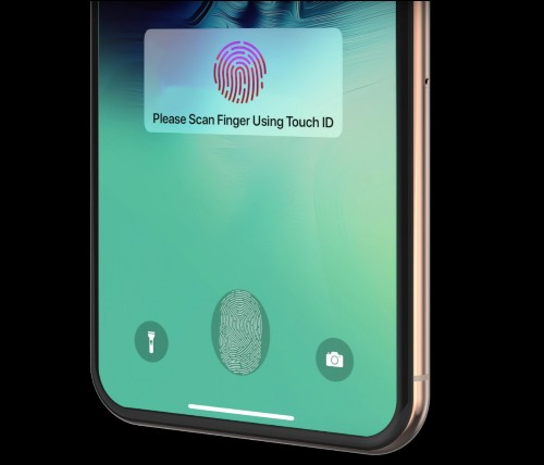 Apple Developing Radical New iPhone Touch ID Upgrade