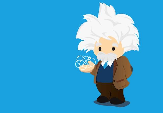 Salesforce Einstein: How A Machine Brain Learns