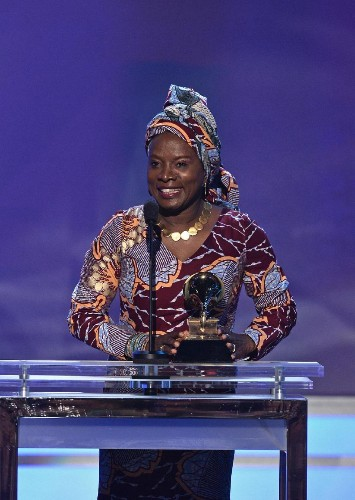 """Angelique Kidjo Wins Her Second Grammy, """"This Album Is Dedicated To The Women Of Africa"""""""