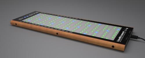 Grammy Award Winner Roger Linn Unveils A Next Generation Electronic Instrument