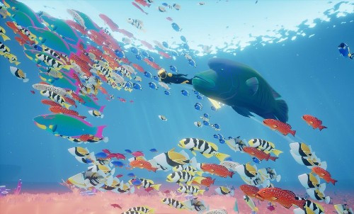 'ABZÛ' Shares The Magic Of Scuba Diving Perfectly