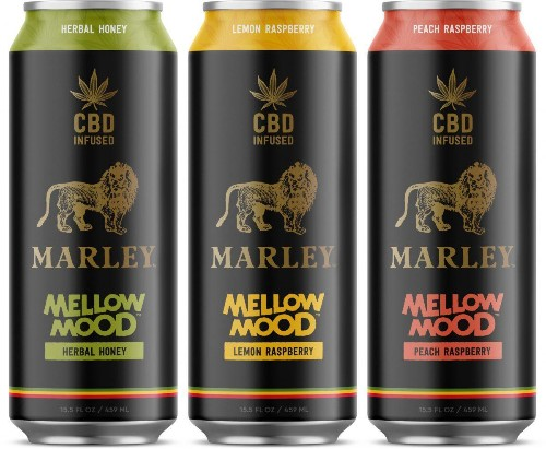 New Age Beverages CEO On Marley CBD Drinks