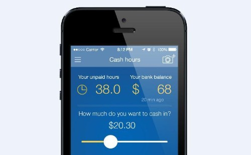 Want To Cash In On Your Paycheck Before Payday? There's An App For That