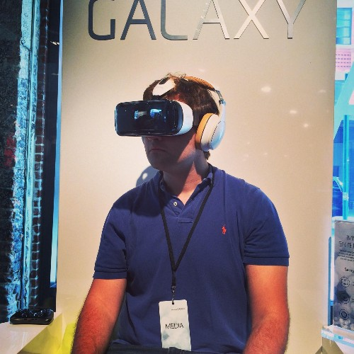 Samsung Announces Galaxy Note 4, Gear VR Device, And Note Edge In Major Launch