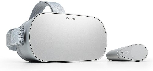 The Oculus Go Is The Best Non-Phone Gadget Of 2018