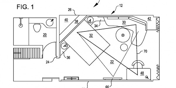 This New Hotel Room Is So Groundbreaking That They Patented It