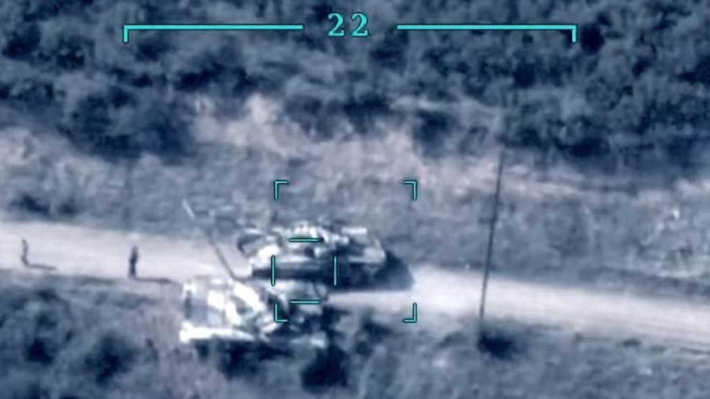 Turkish Drones Over Nagorno-Karabakh—And Other Updates From A Day-Old War