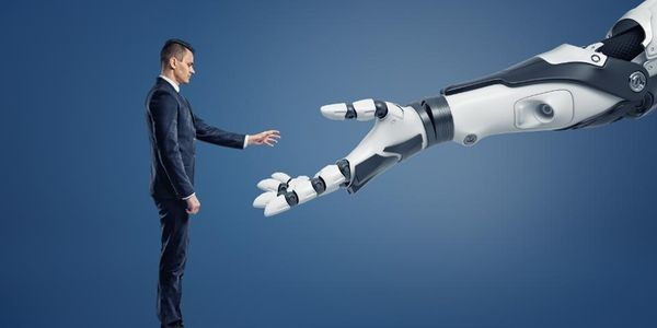 The Five Big Advantages Of Working For A Robo-Boss