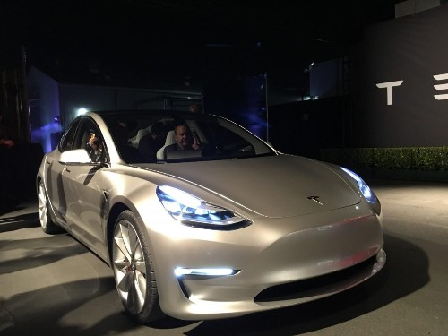 Tesla Model 3 First Ride: Yes, Tesla Will Sell A Ton