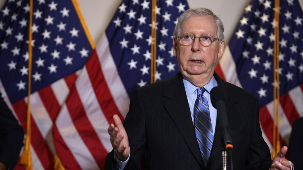 PPP 'Desperately' Needs To Be Renewed, McConnell Says, As Deadline Nears