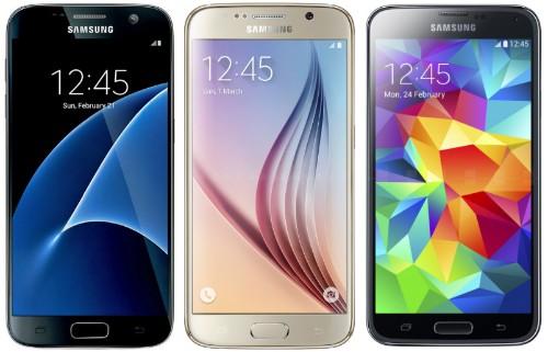Galaxy S7 Vs Galaxy S6 Vs Galaxy S5: Should You Upgrade?
