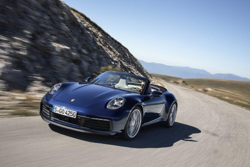 2020 Porsche 911 Carrera S And 4S Cabriolet Test Drive And Review: Sun's Out, Top's Off