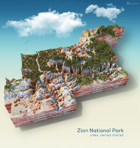 You've Never Seen National Parks Looking Like This Before