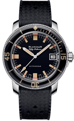Fifty Fathoms Collectibles: Blancpain Revives Iconic Dive Watch With Two Limited Editions