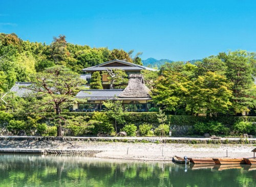 Introducing Suiran: Starwood's New Luxury Collection Hotel (And Oasis) In Kyoto
