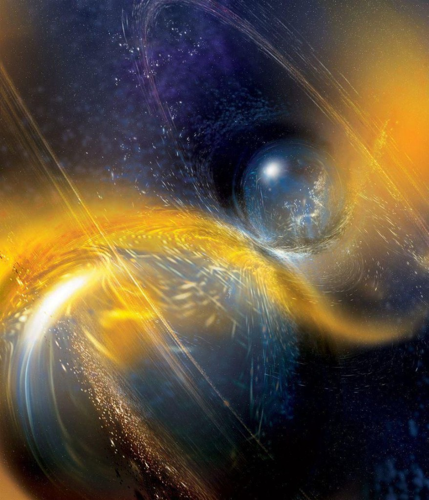 Ask Ethan: Why Don't Light And Gravitational Waves Arrive Simultaneously?