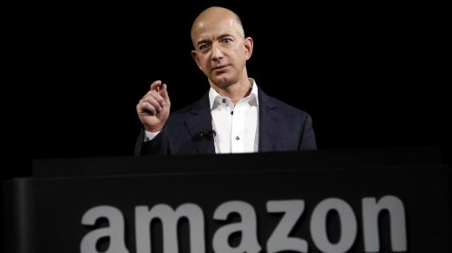 Jeff Bezos Hopes Newest Acquisition Means Laughs For Customers And Investors