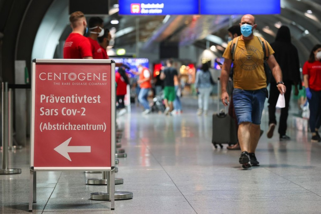 American And Lufthansa Move Towards PreFlight Testing To Protect Airline Passengers From Covid-19