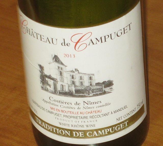 Nick's Wine Pick - Quaffable Inexpensive White Rhône In London