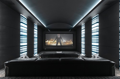 Newest Perk For The Rich & Famous: $3,000 Home Movie Rentals