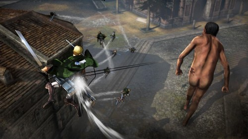 'Attack On Titan' Game Builds Up For Its February Release In Japan
