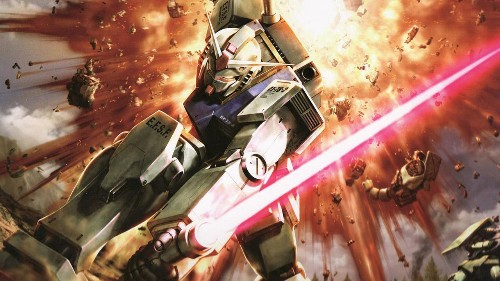 More Gundam Anime Is Coming Westward And The Origin Tops The Manga Charts Again