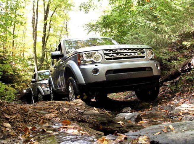 15. Land Rover LR4