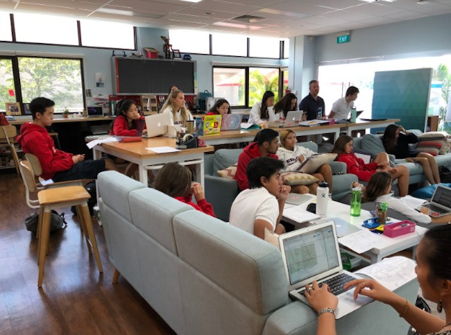 Top Education Trend Of 2018: Active Learning Spaces
