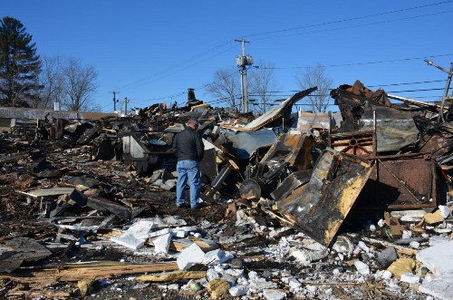 Rising From The Ashes: Five Lessons From A CEO Whose Business Burned To The Ground