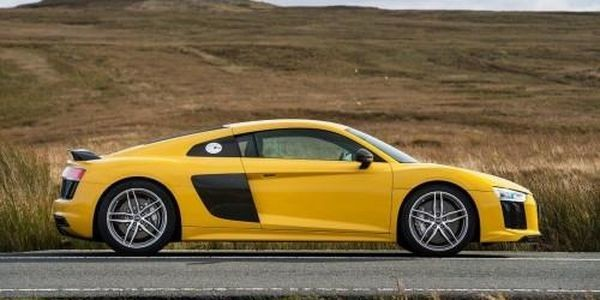 Audi Boasts More Than 200 MPH For Its New R8 Supercar