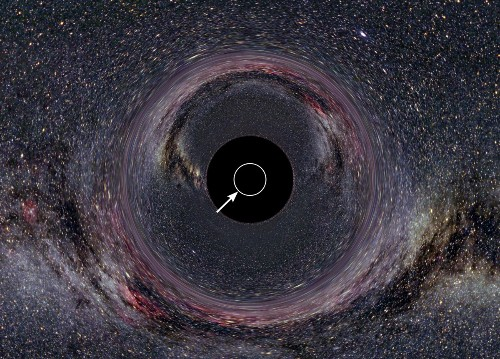 This Is Why The Event Horizon Telescope Still Doesn't Have An Image Of A Black Hole