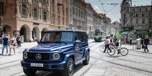 2019 Mercedes-Benz G-Class Diesel - Why They Should Offer It Stateside