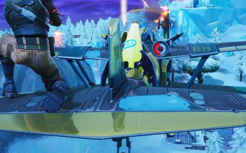 'Fornite': How To Complete The 'Air Royale' Challenges To Earn Free Wraps And Loot