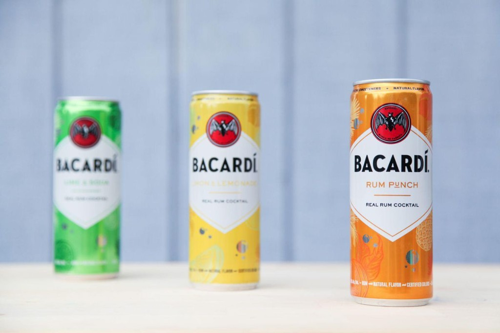 Canned Cocktails Continue To Grow Exponentially