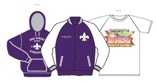 Saints Row Getting Its Own Real Life Clothing Line