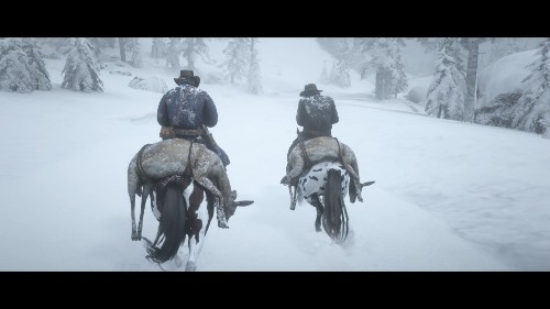 'Red Dead Redemption 2' Is A Beautiful Slog And That Just Isn't Enough [Updated]
