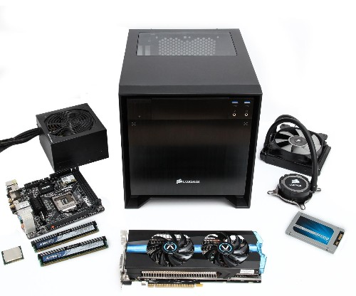 How To Build A Liquid-Cooled Mini Gaming PC For Under $1,000