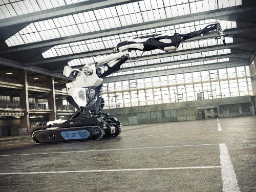 This Startup Is Disrupting The Construction Industry With 3D-Printing Robots